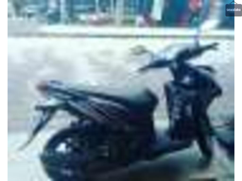 sewa sepeda motor ( rent motor bike)