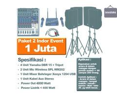 Sewa Sound System Murah Di surabaya