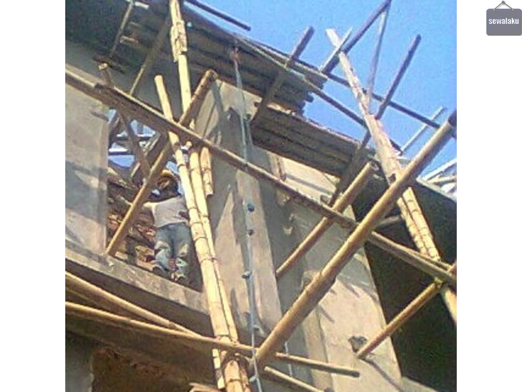 Jasa bongkar rumah dan bangunan wa 085641290679