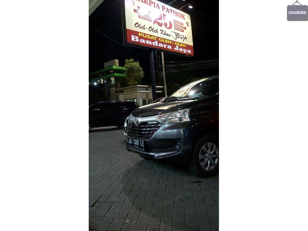 Sewa Mobil Grand new Avanza