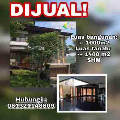 Dijual Rumah Di Dago Pakar Bandung