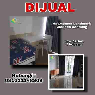 Dijual Apartemen Nyaman Bandung