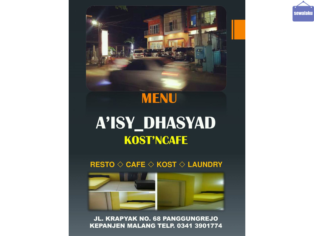 Aisy dhasyad kost'ncafe