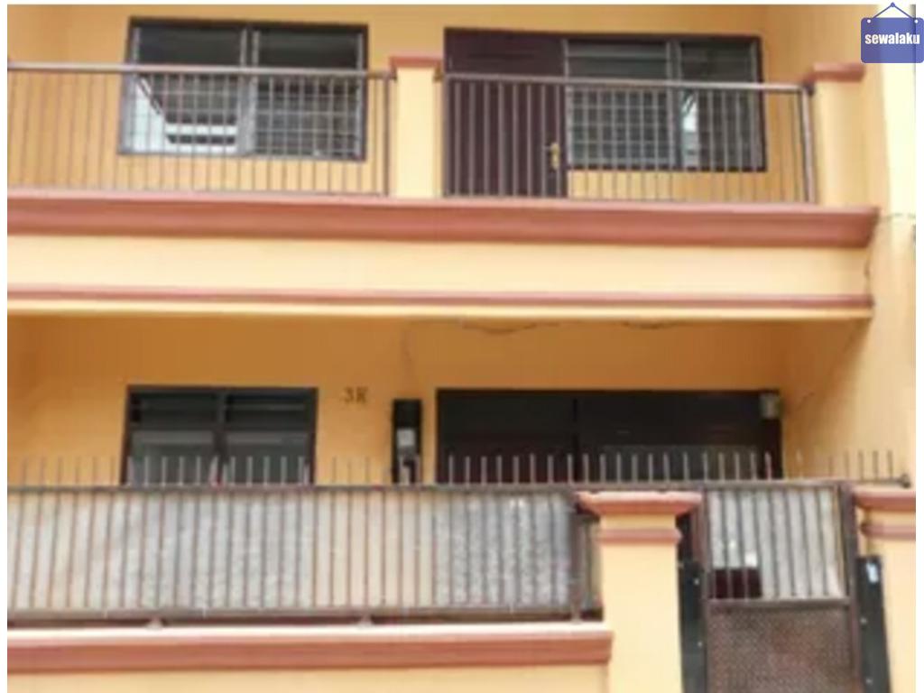 Rumah Kontrakan Daerah Tegalan Matraman Jakarta Timur Seberang Toko Buku Gramedia