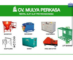 Lift Barang/Cargo Lift/Alimak Bandung