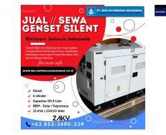 JUAL // SEWA GENSET SILENT CIMAHI