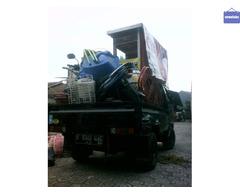 Renta sewa mobil pick up bak jasa angkut barang & pindahan rumah depok