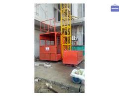 Sewa Lift Barang // Material Lift // Lift Proyek // Alimax // Alat Proyek Depok