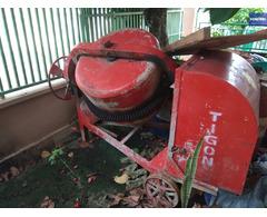 Sewa mesin molen dan stemper