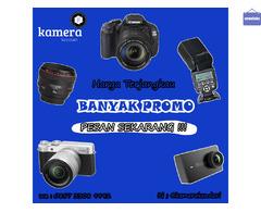 Sewa Kamera Kendari murah