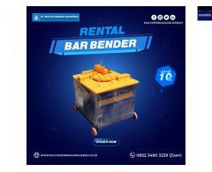 Sewa Alat Proyek Surakarta I Bar Bender I Bar Cutter I 085234903239