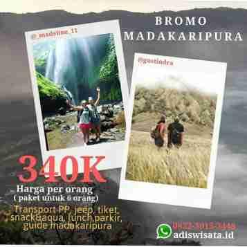 PAKET BROMO - MADAKARIPURA