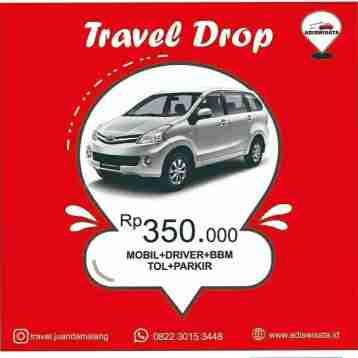 CARTER DROP MALANG - JUANDA