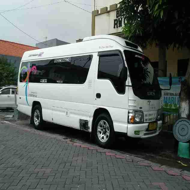 Rental Mobil Sewa Mobil Isuzu Elf Long Tarif Sewa Termurah Se Surabaya Sidoarjo Gresik
