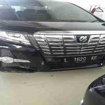 Sewa Mobil Toyota NEW ALPHARD TRANSFORMER Rental Mobil Toyota NEW ALPHARD TRANSFORMER Murah Tarif ny