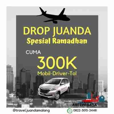 Drop Juanda Spesial Ramadhan