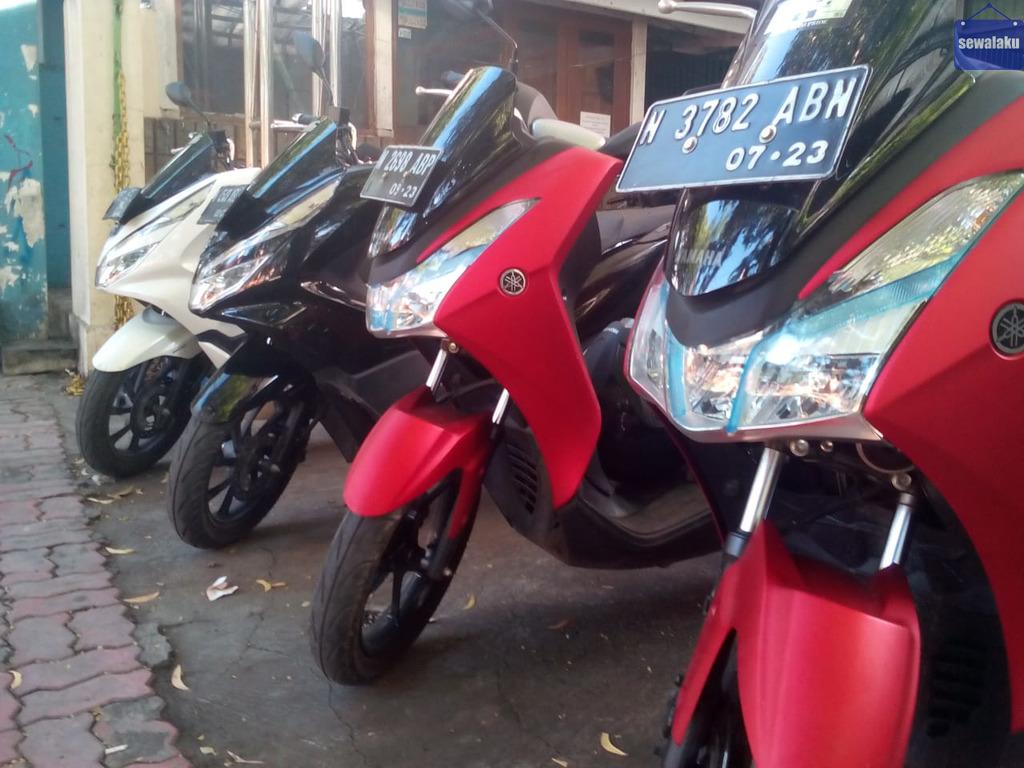Rental Motor - Parapappa Motor