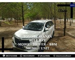 Sewa Mobil & Driver