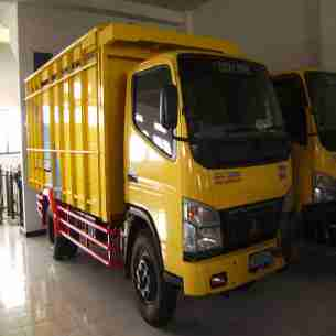 Sewa Truck Jawa - Bali