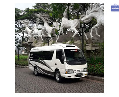 Sewa Elf / Hiace Commuter Malang
