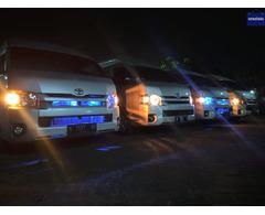 Sewa Mobil & Driver Tour Malang