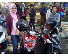 Rental Motor Malang