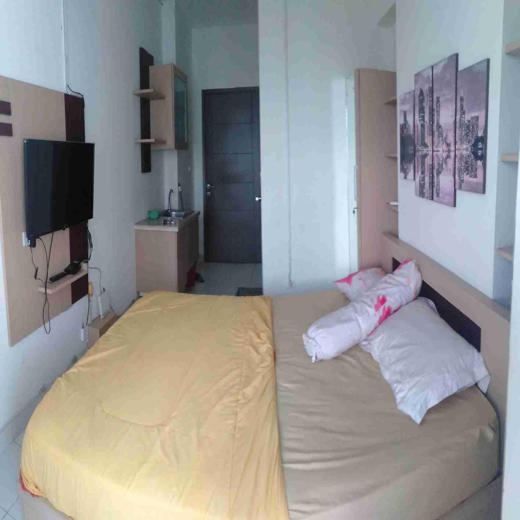 sewa apartement easton park residence jatinangor
