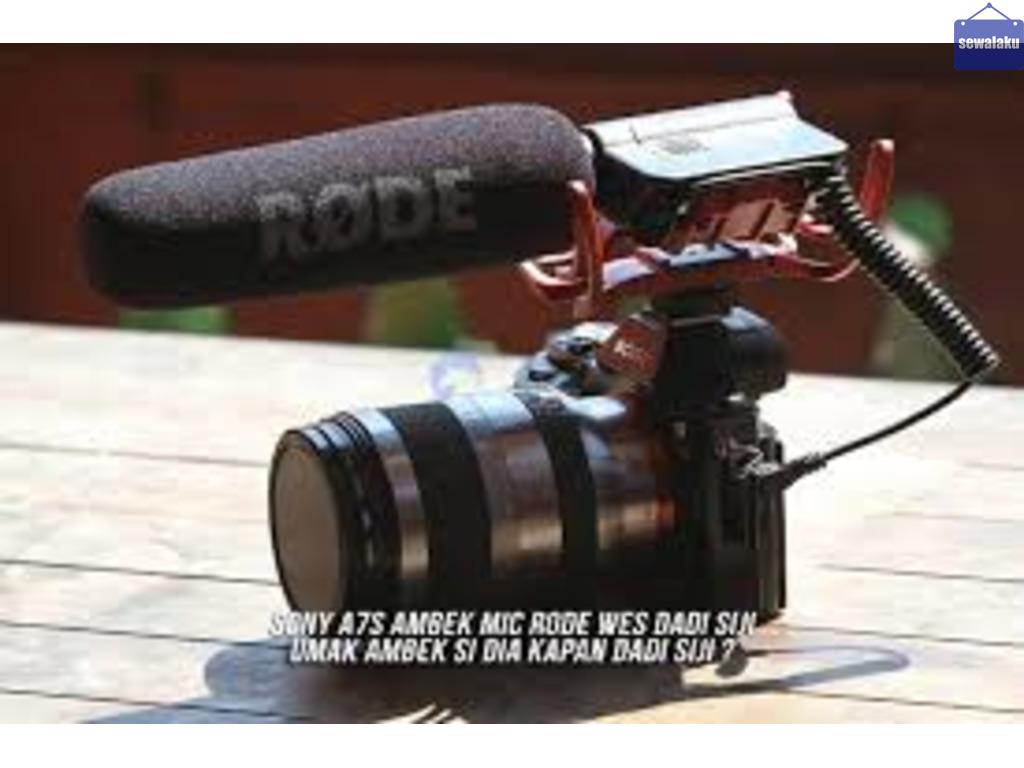Sewa kamera Malang
