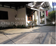 Sewa villa Batu Malang murah