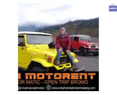 Sewa motor & Open trip Bromo