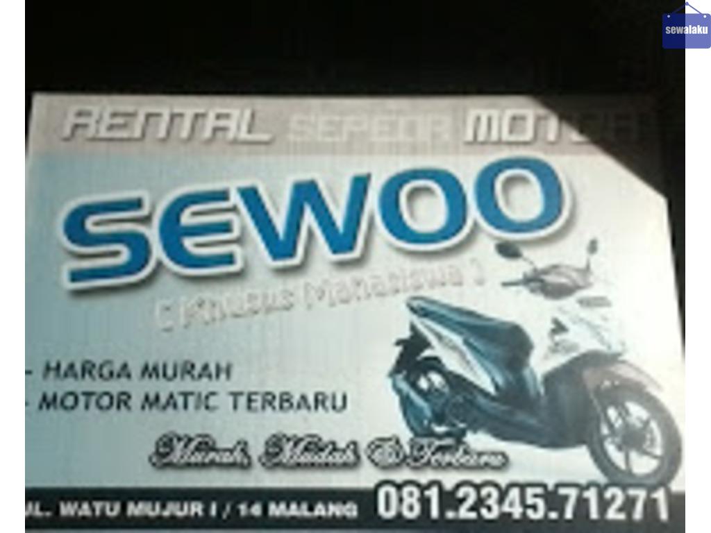 Sewa motor murah