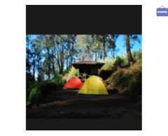 Sewa alat camping