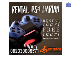 Sewa playstation 4 malang