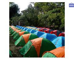 Rental outdoor & alat camping