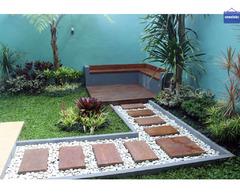 Sewa villa Garden Tozka