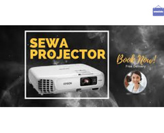 Sewa Printer, Proyektor, Kamera, dan Laptop