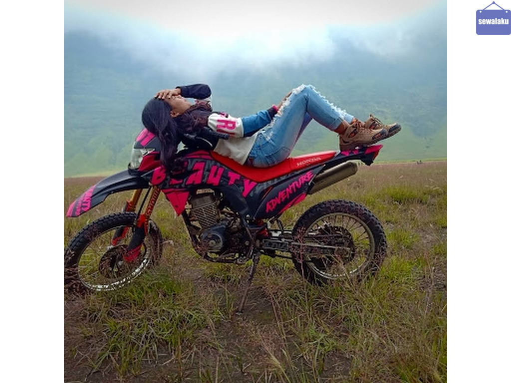 Sewa Trail KLX Malang