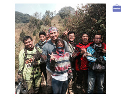 Rental / Sewa Trail Klx Crf Malang Batu Bromo
