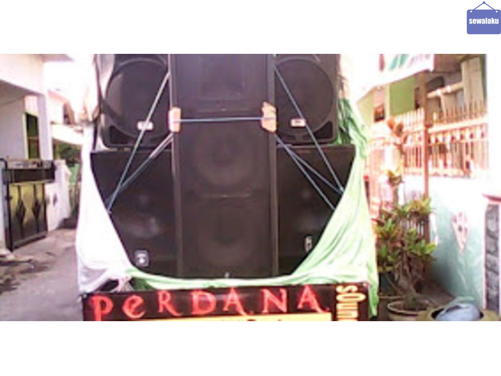 Persewaan alat pesta & sound system