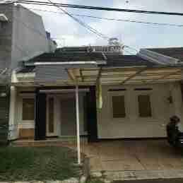 Sewa kontrak Rumah Griya Aviva Town house di menjangan ciputat