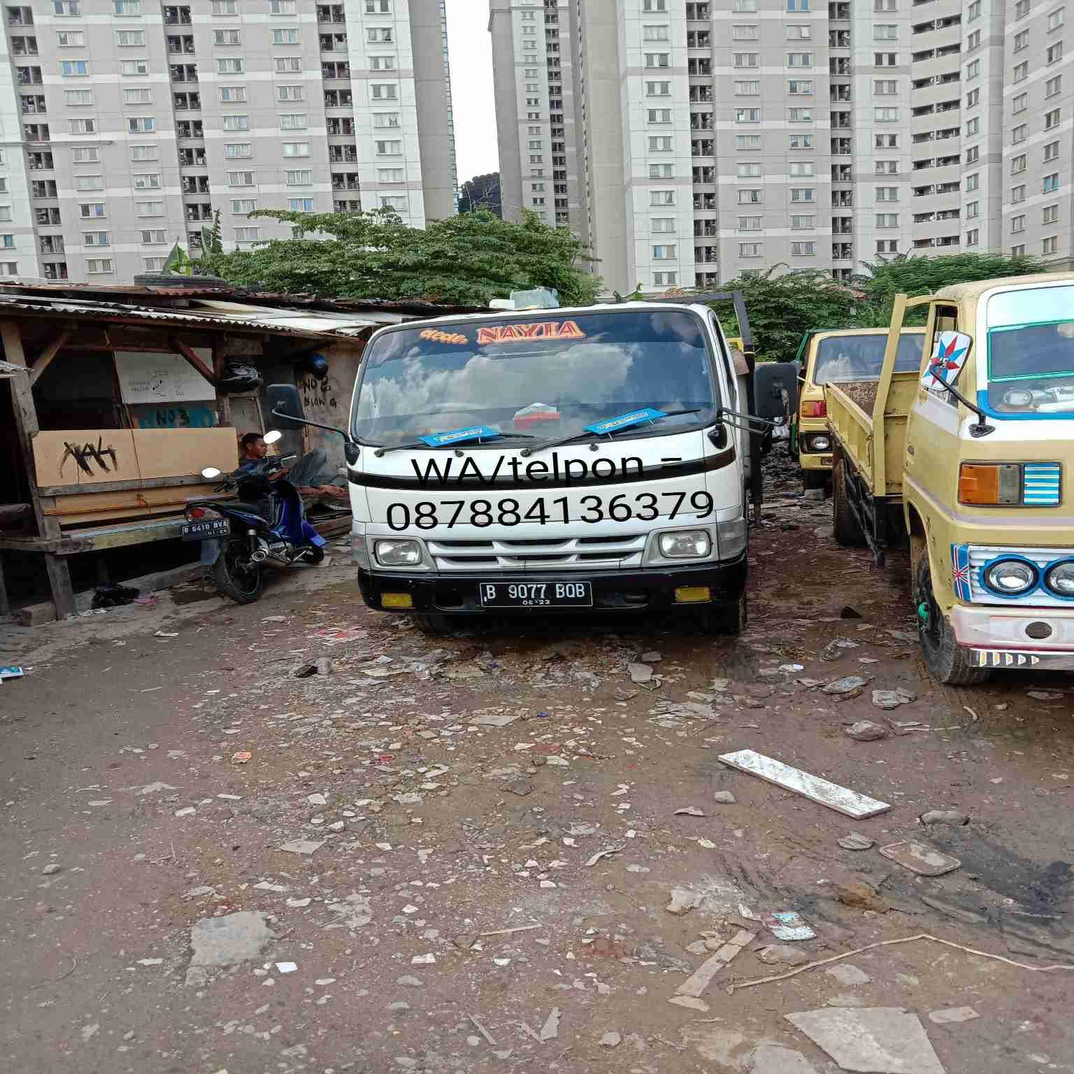jasa angkutan barang luar kota dan dalam kota
