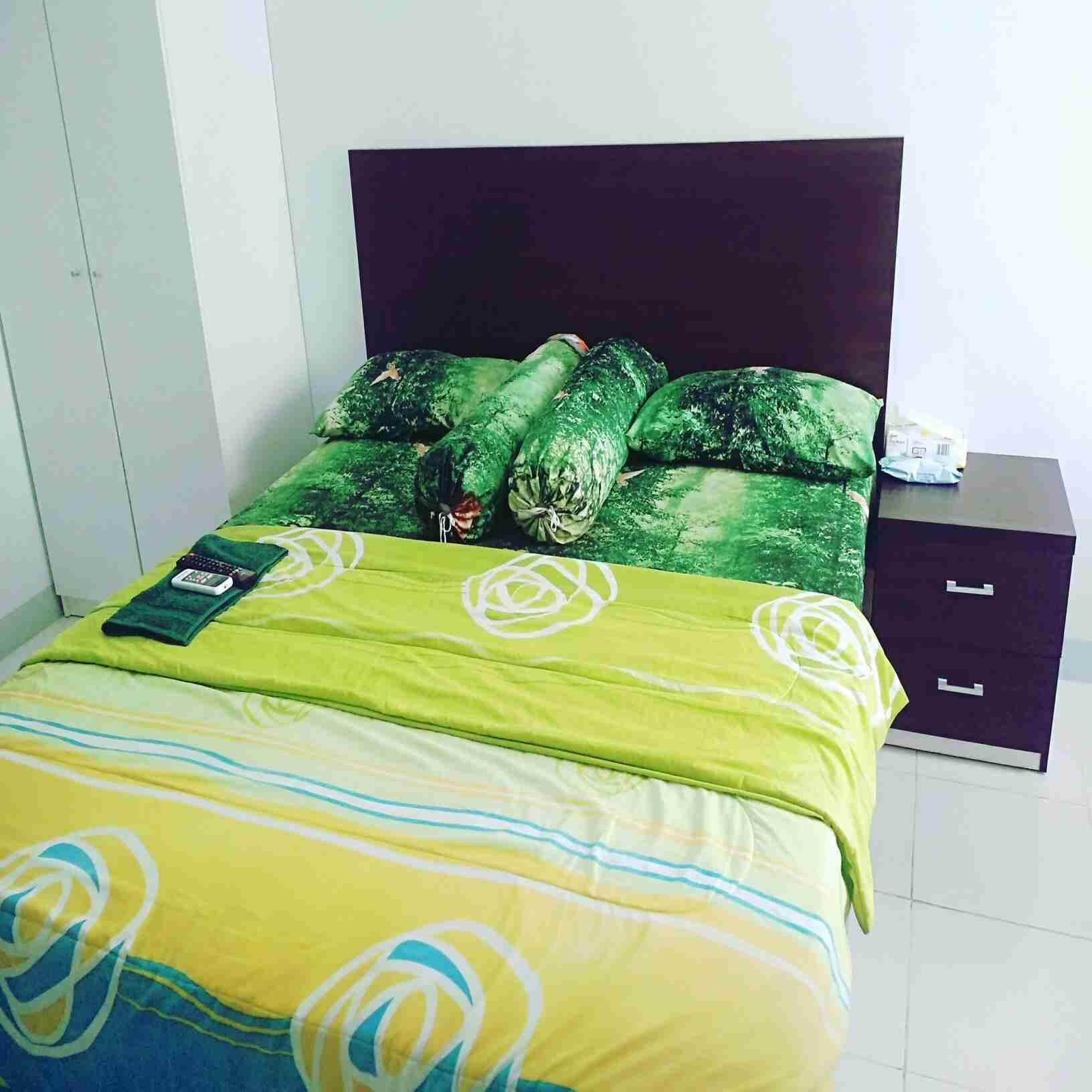 sewa apartemen Ayodhya residences Cikokol Tangerang