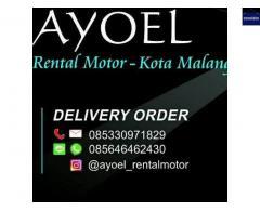 Rental Motor Malang Batu