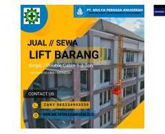 RENTAL LIFT  BARANG / LIFT MATERIAL 085234903239