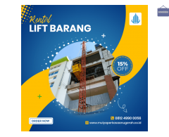 RENTAL | SEWA | LIFT BARANG | LIFT PROYEK | PADANG