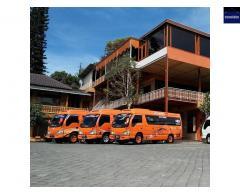 Rental mobil, Jasa Tour Wisata & Travel