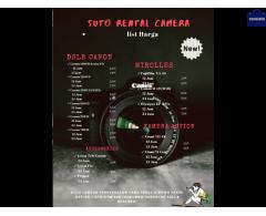 Sewa Kamera murah malang