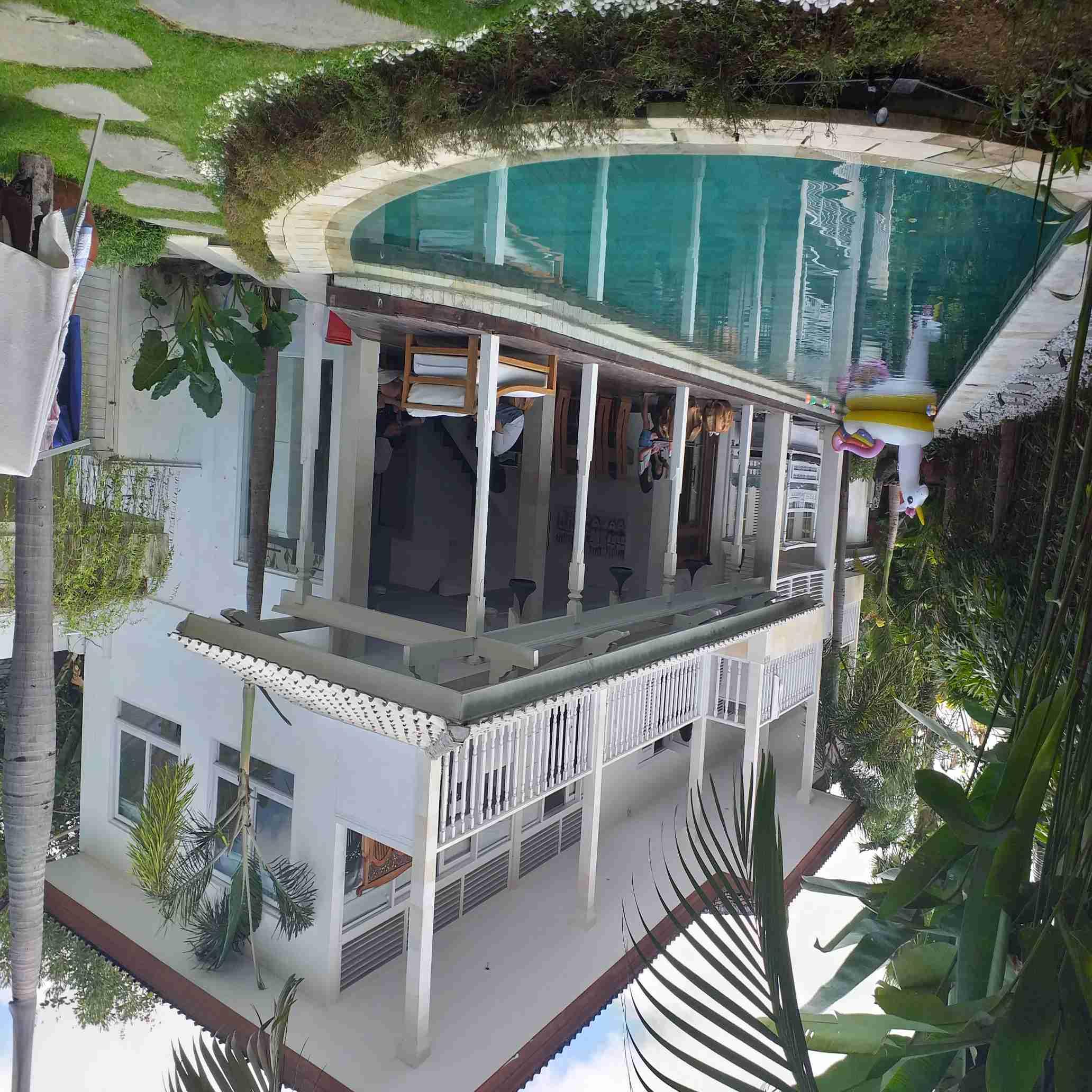 di sewakan villa di area kerobokan-seminyak Bali