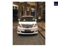 Rental Mobil Alphard Bandung - INDORENTCAR