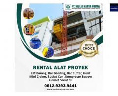 Sewa Lift barang | Lift Material RIAU